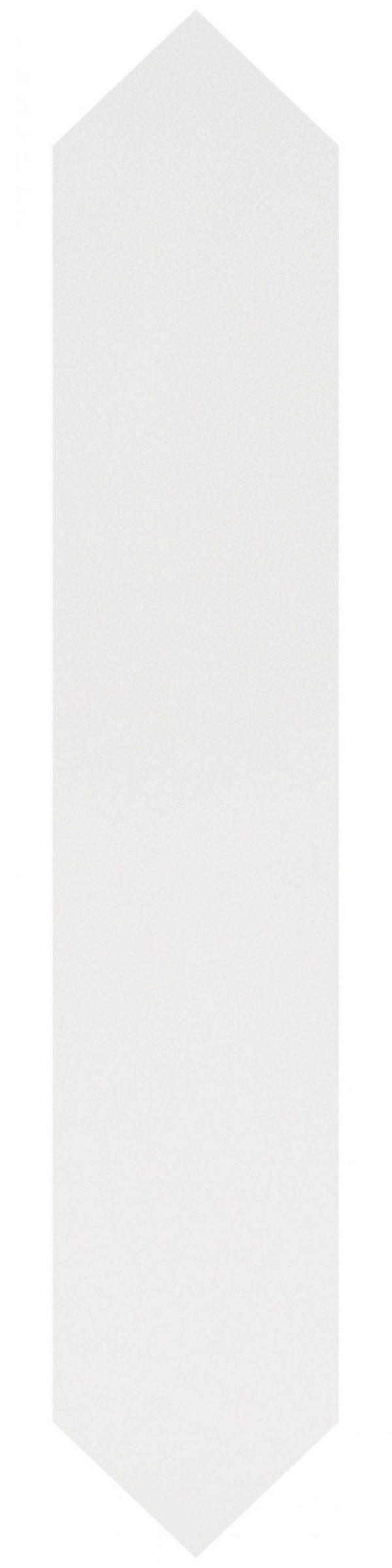 Gradient Crayon - White Matt