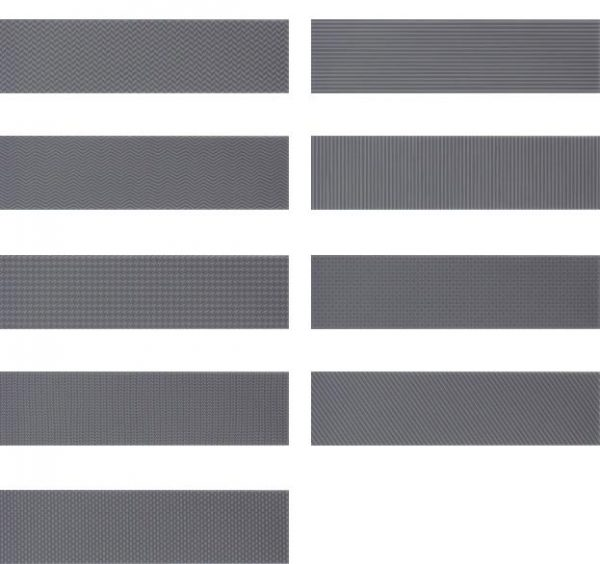 Gradient Decor - Black Matt