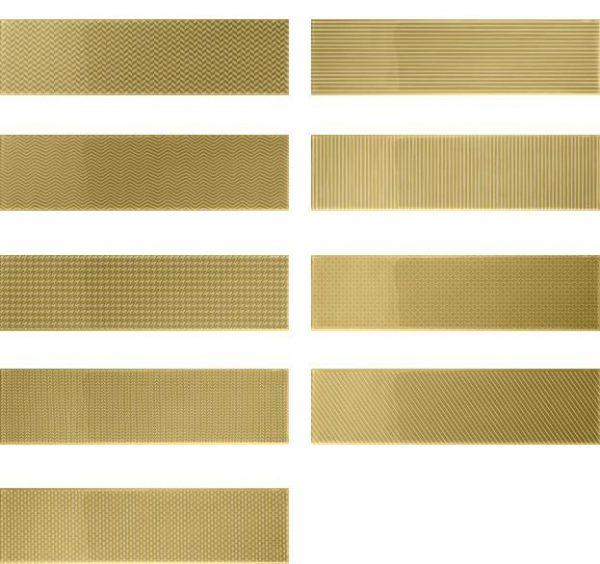 Gradient Decor - Gold Gloss