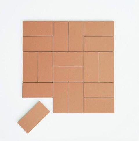 Microtiles - Terracotta