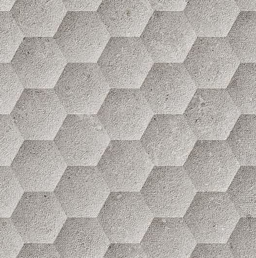 Beren Wall - Dark Grey Six