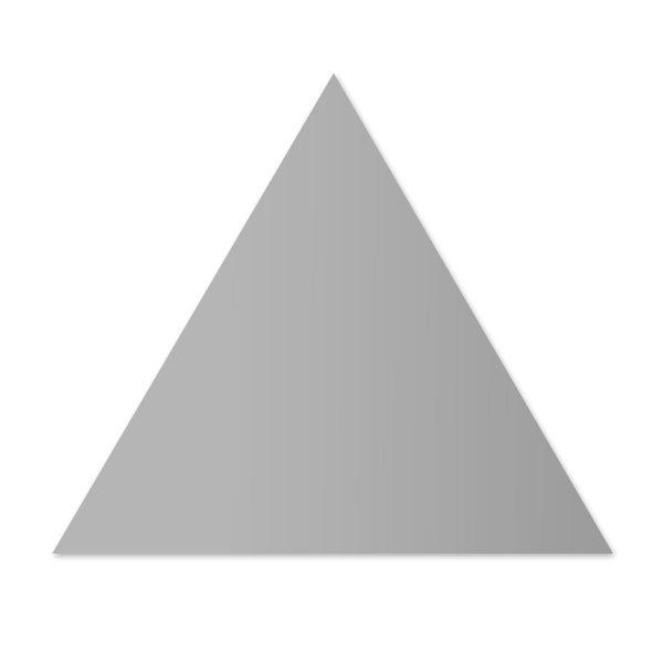 Triangle Floor - Ash Grey Matt